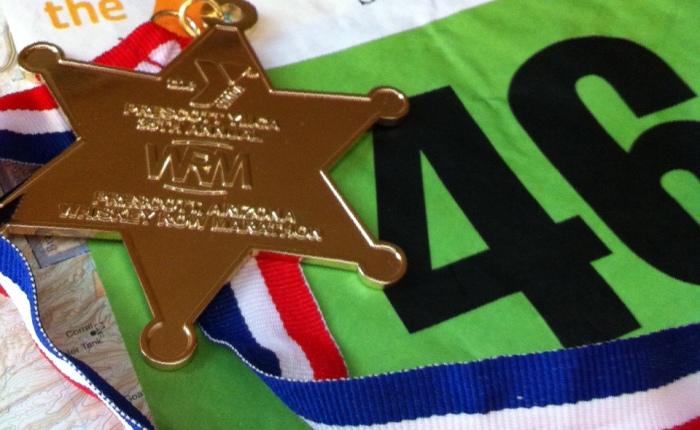 Whiskey Row Marathon2013