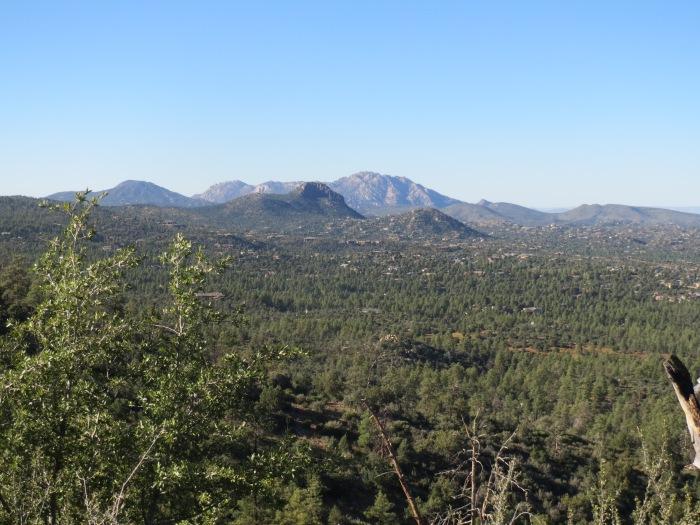 Wolverton Mountain Trail#9415