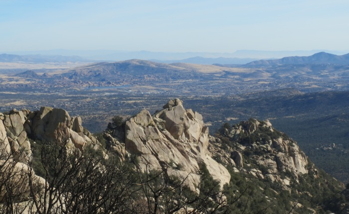 Granite Mountain Trail#261